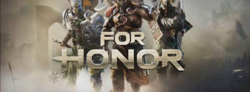 Trailer Oficial For Honor
