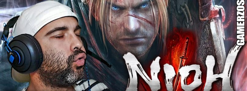 4 NIOH GAMEPLAY ESPAÑOL - GAMERZOS - BOSS ONRYOKI EPIC FIRST BATTLE - MUERTE A LOS BANDIDOS.