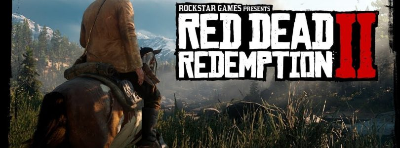 Red Dead Redemption 2: Official Trailer #