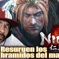 22 Resurgen los bramidos del mar nioh gameplay